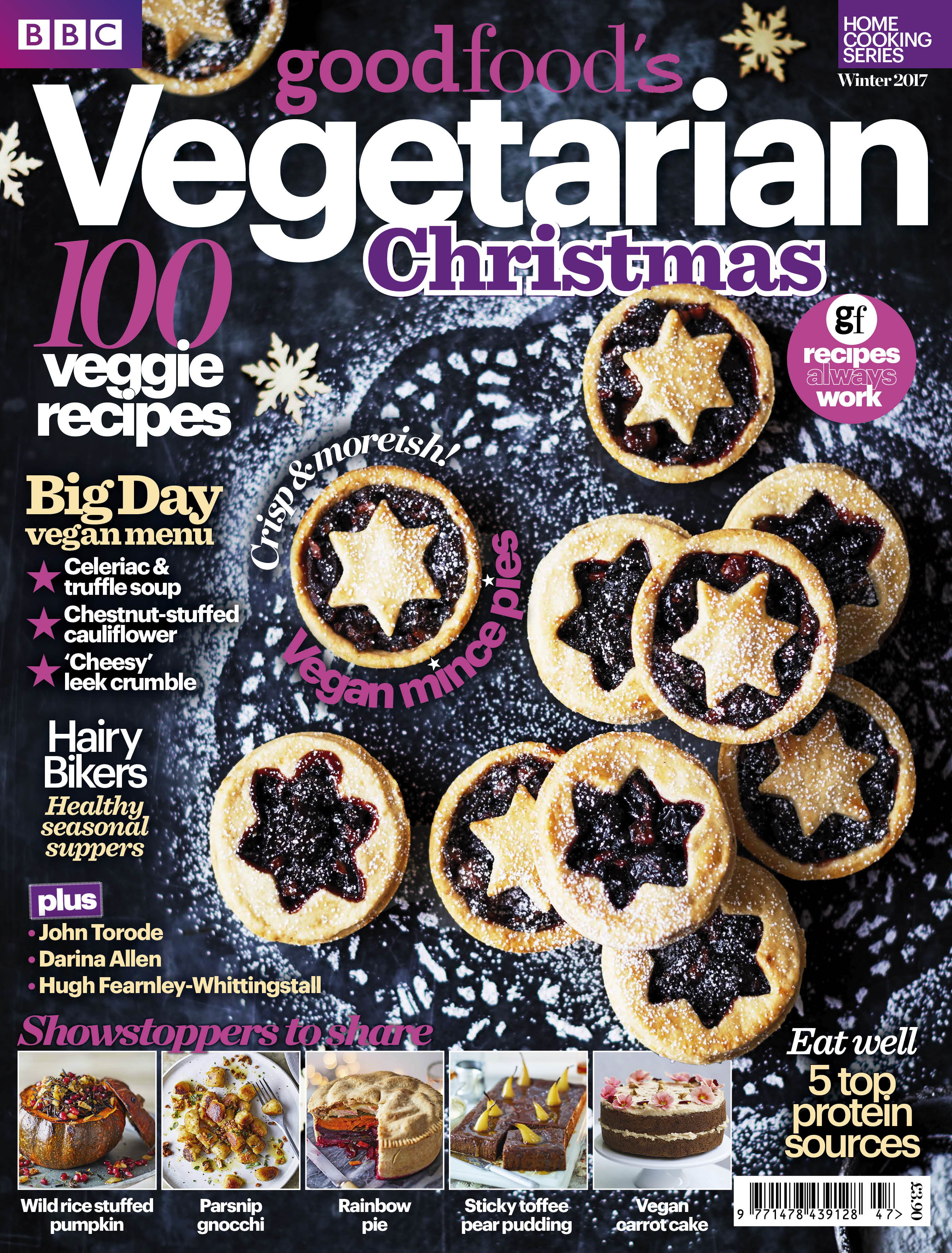BBC Good Food's Vegetarian Christmas