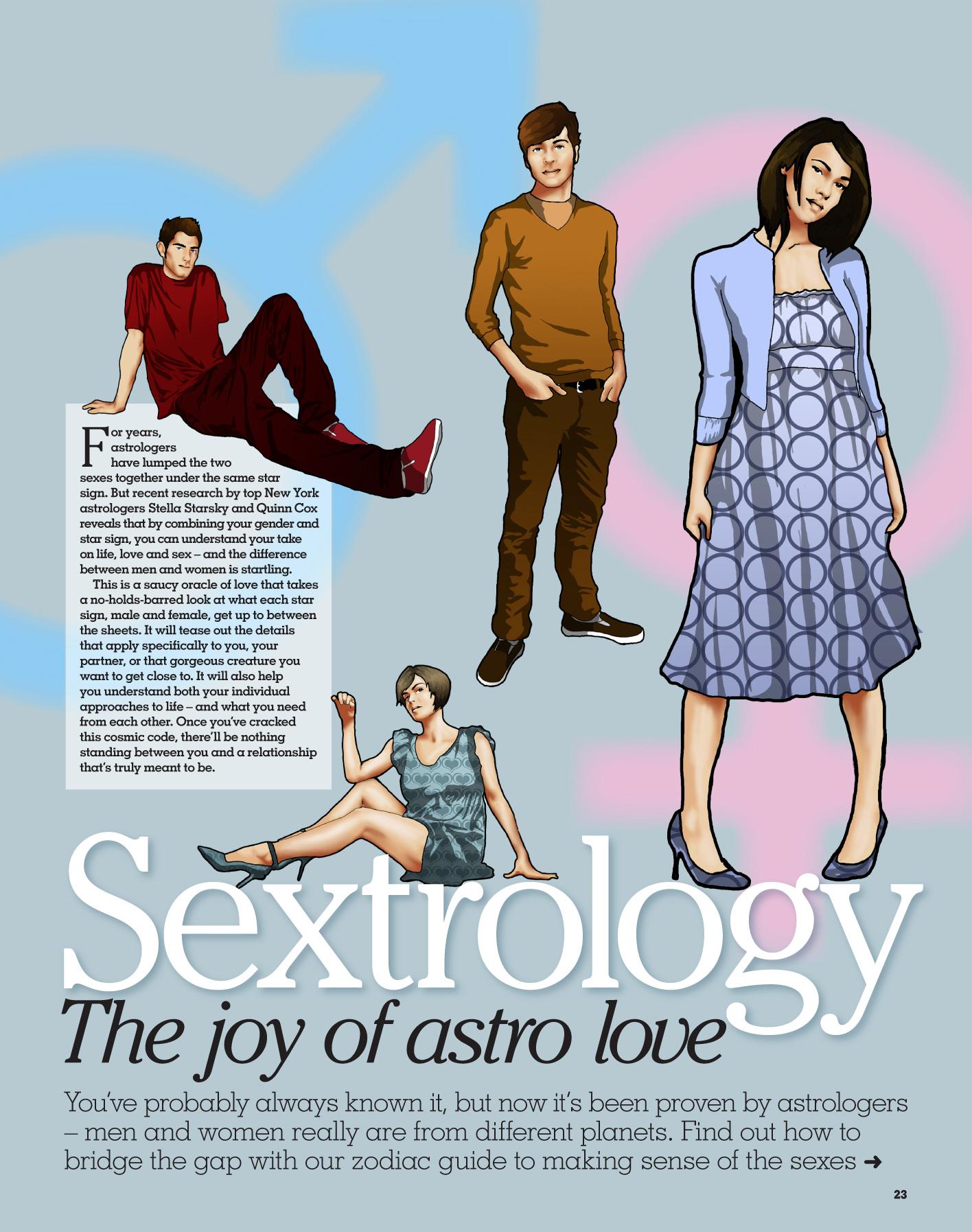 Sextrology © Max Gregor