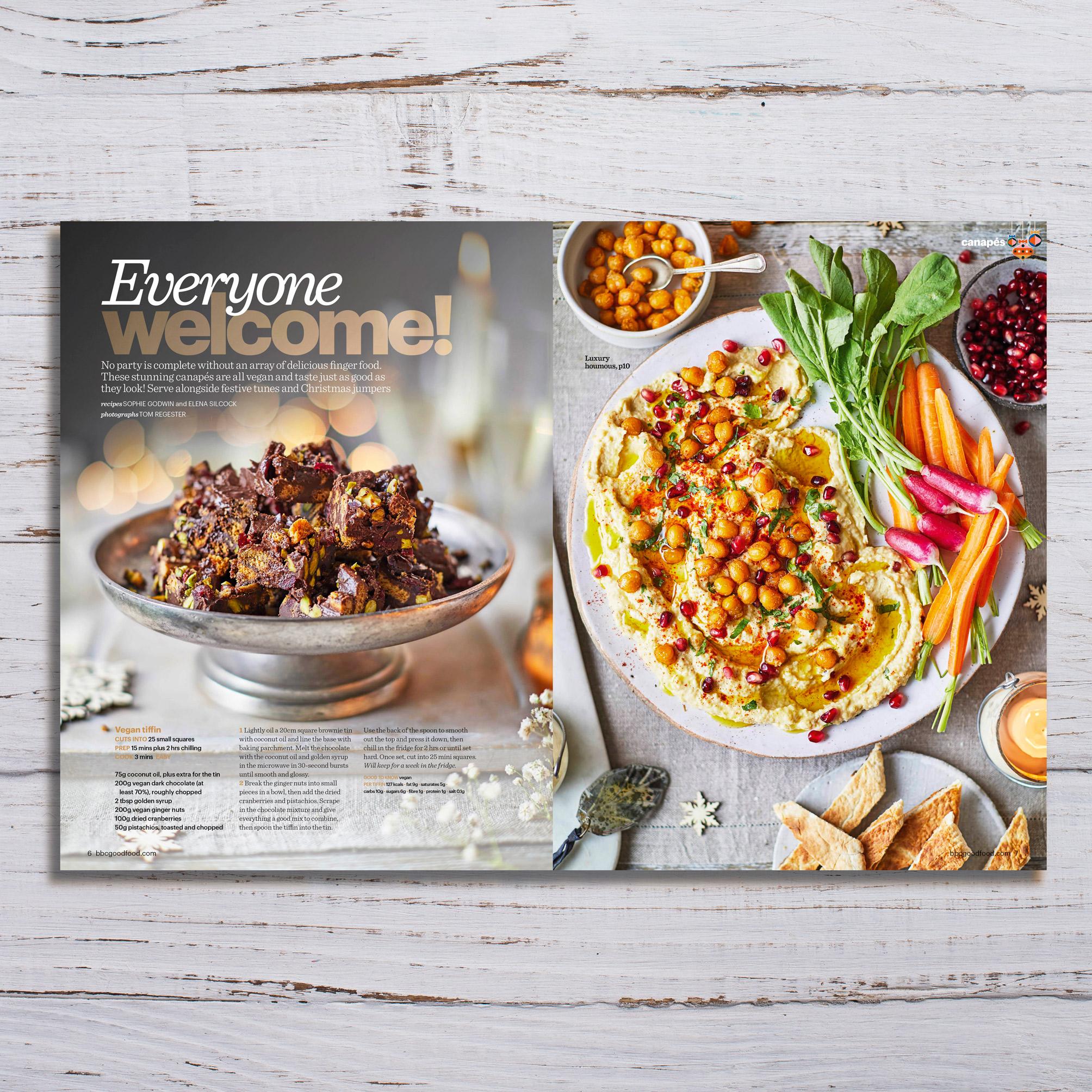 BBC Good Food's Vegetarian Christmas