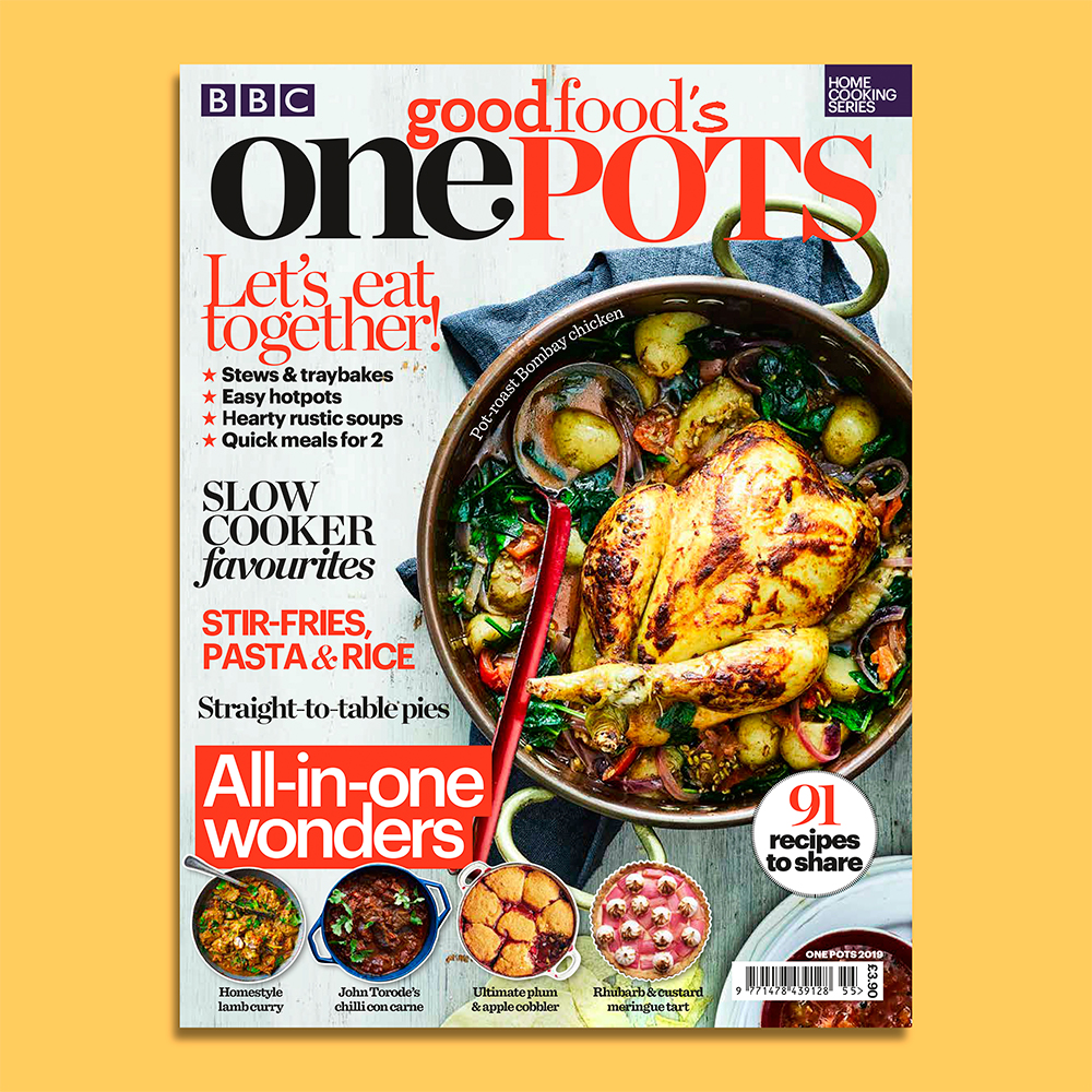 BBC Good Food One Pots 2019