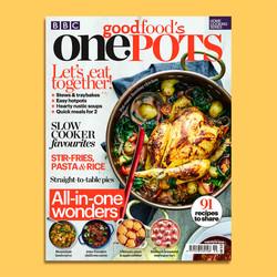 BBC Good Food One Pots 2019