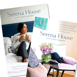 BROUCHURES FOR SERENA HOUSE