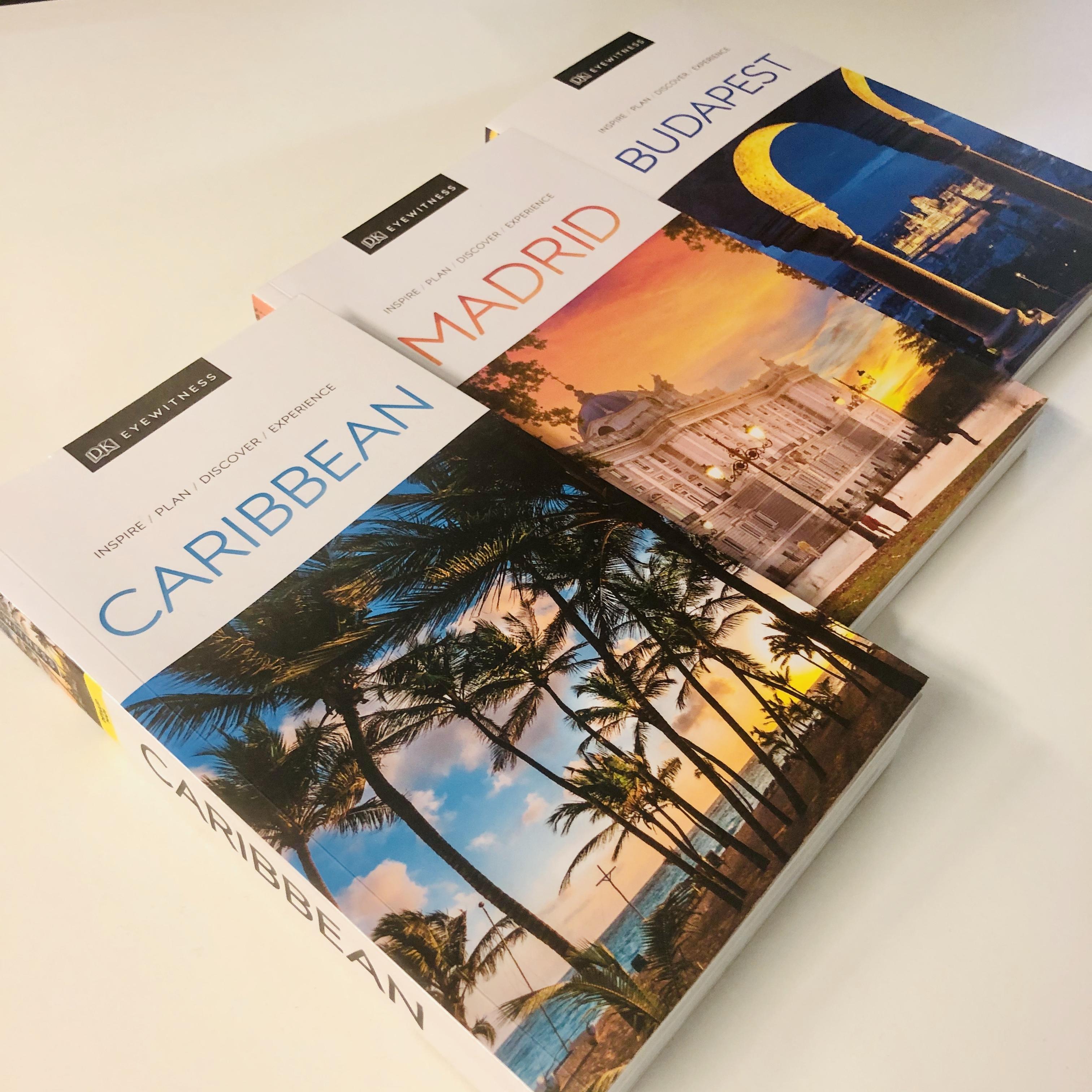 DK Eyewitness Travel Guides