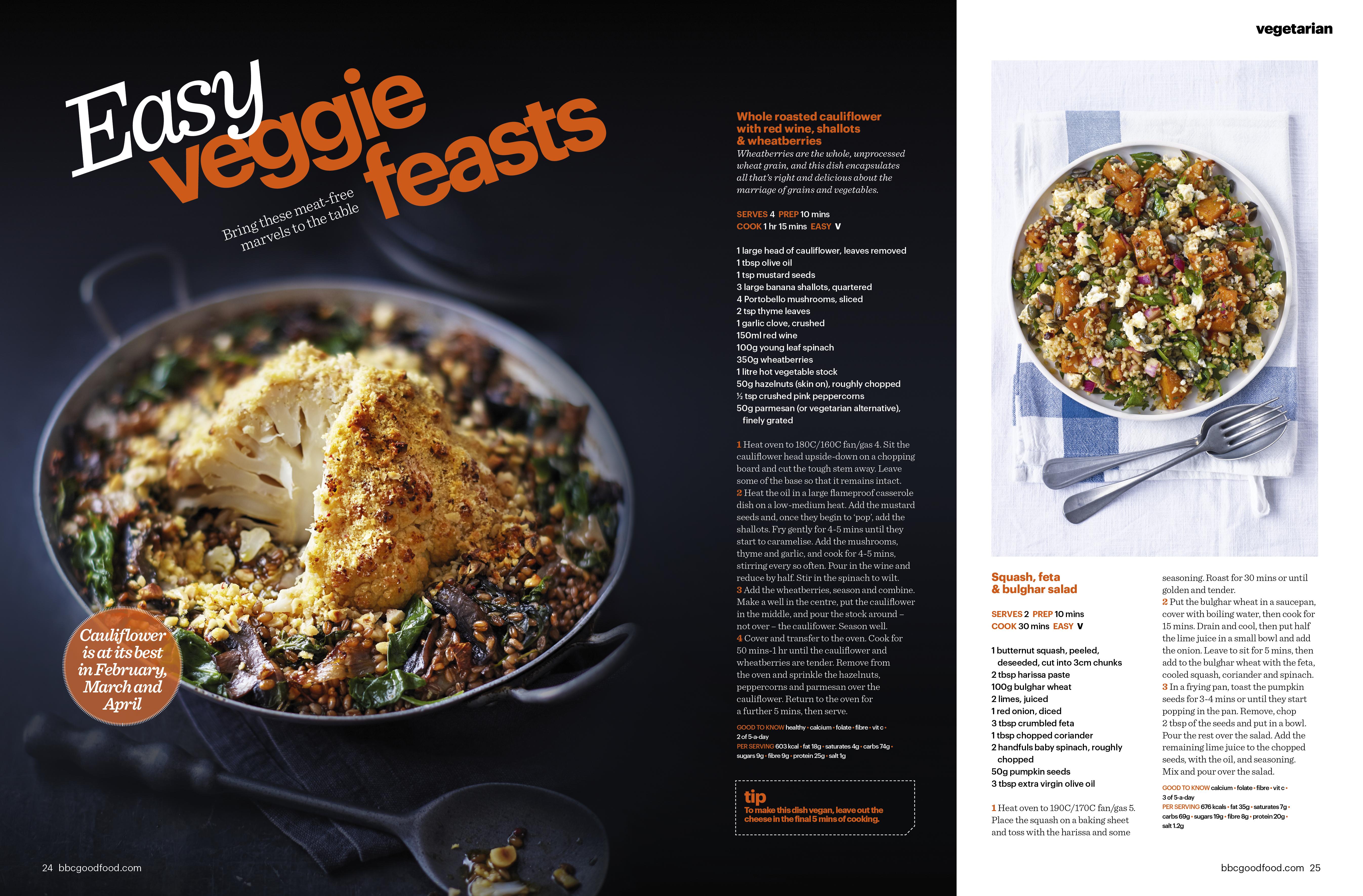 BBC Good Food's One Pots