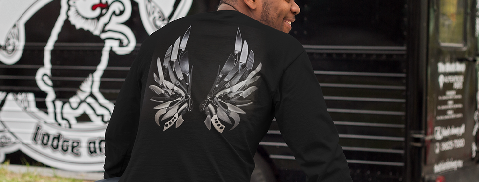 Long Sleeve T-Shirt (Mens & Ladies sizes available)