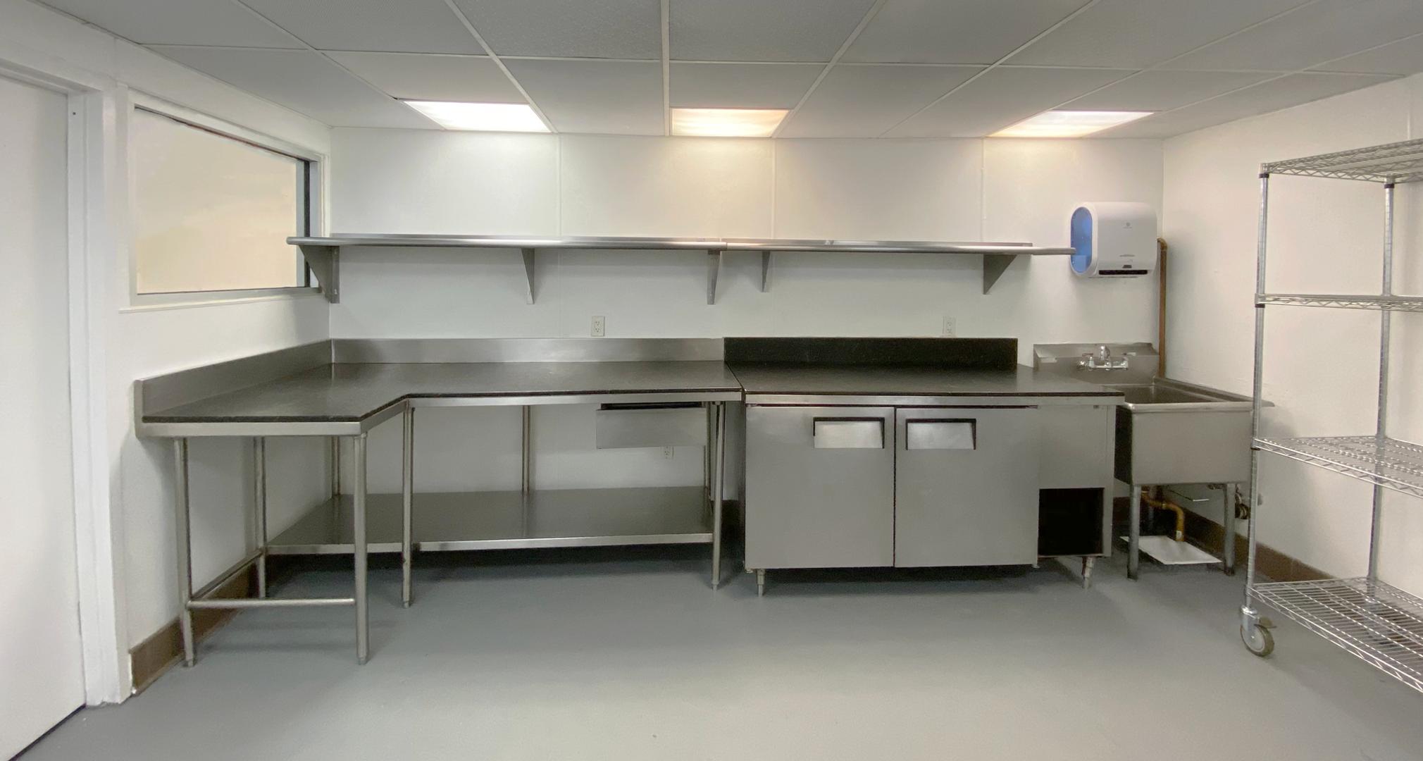 116 Private Kitchen Suite