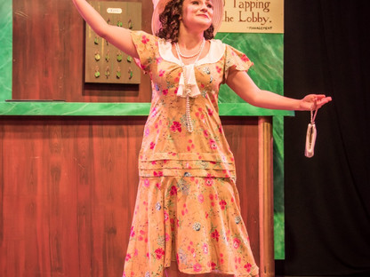 'Thoroughly Modern Millie' Opens at Pagosa Springs Center for the Arts