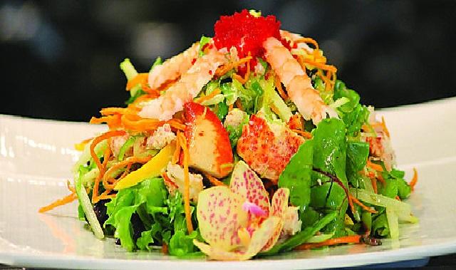 Soupes & Salades