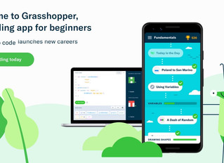 Tech Tip Tuesday - Learn to Code with Grasshopper and Google