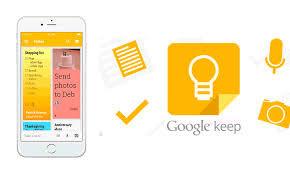 Tech Tip Tuesday - Google Keep for Math Class