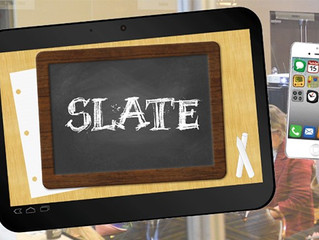 Tech Tip Tuesday - SLATE