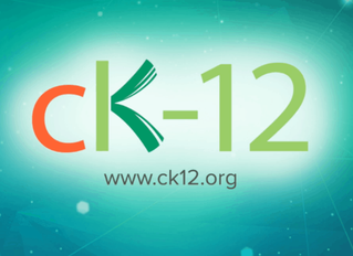 Tech Tip Tuesday - CK-12