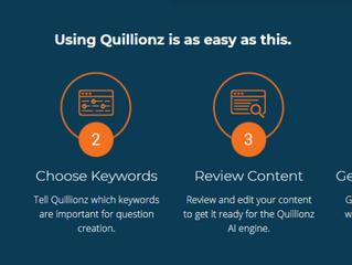 Tech Tip Tuesday - Quillionz