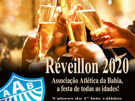 Réveillon 2020 Associação Atlética da Bahia