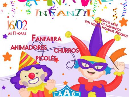 Baile Carnaval Infantil