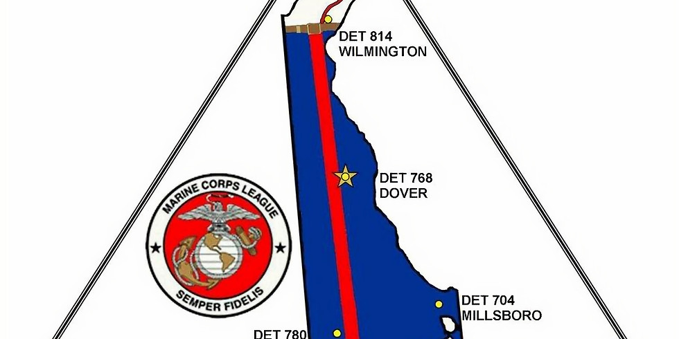 Marine Corps League, Department of Delaware Quarterly Meeting