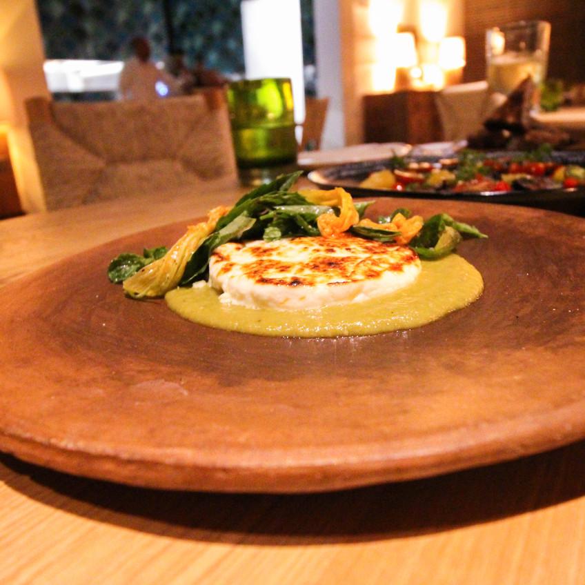 Dinner at Benno