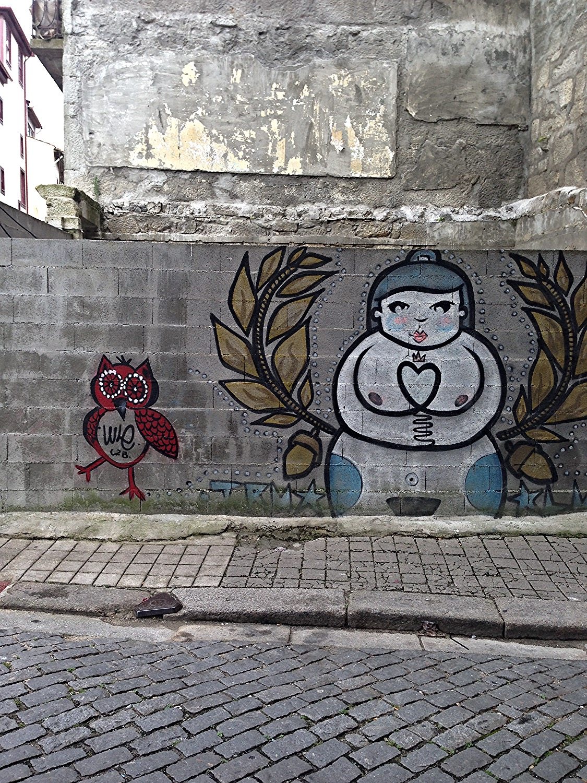 Porto Street Artsy