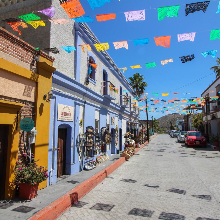 Todos Santos Streets