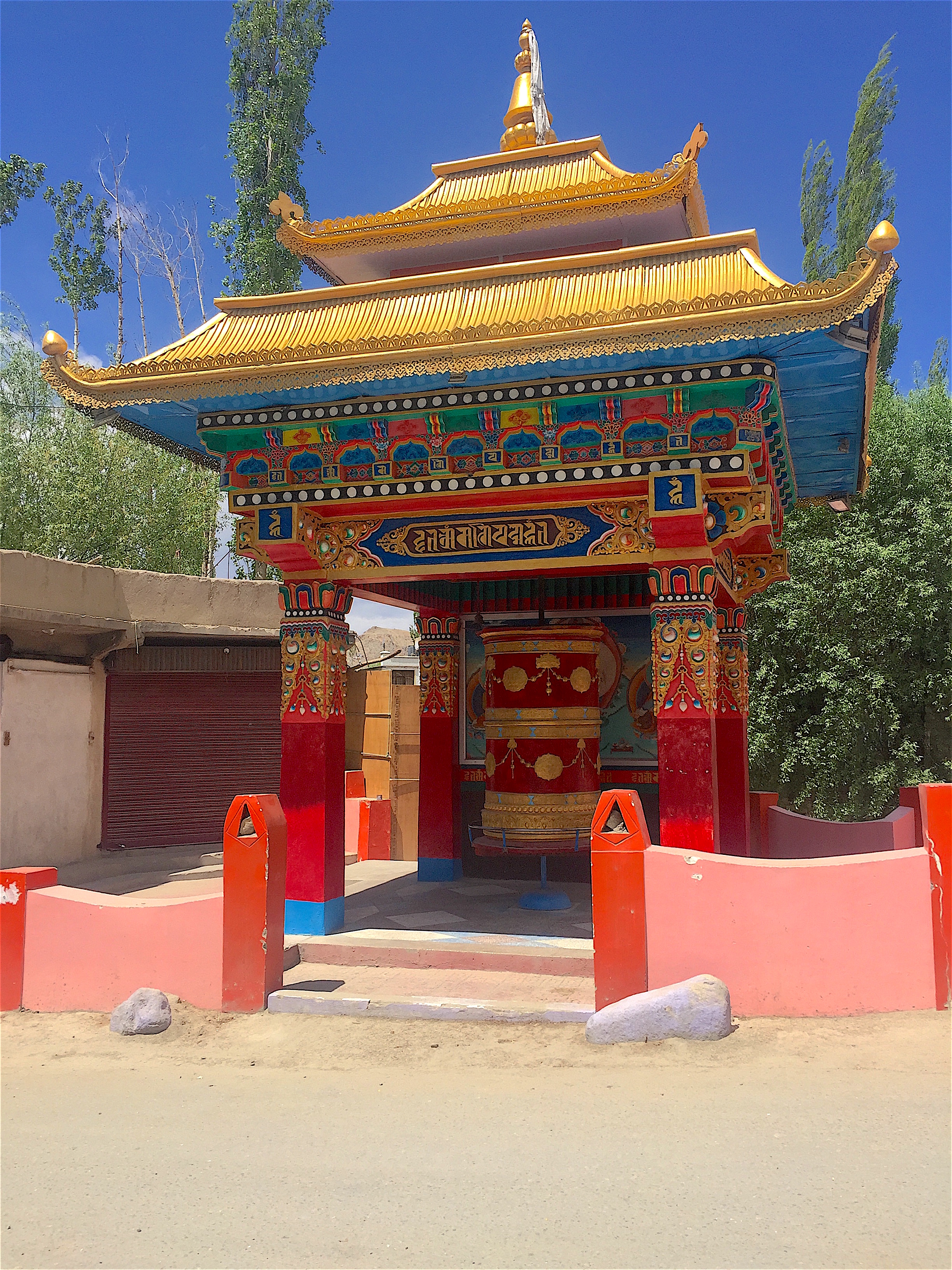Pretty Temple of Let