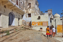 Pushkar Architecture
