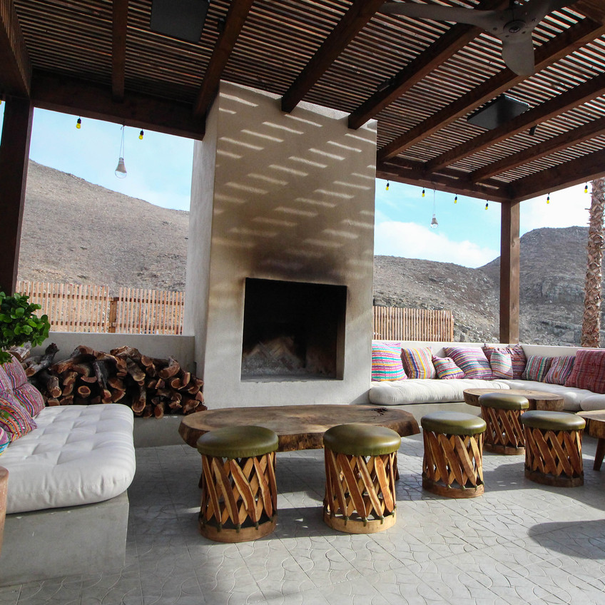 San Cristobal Lounge