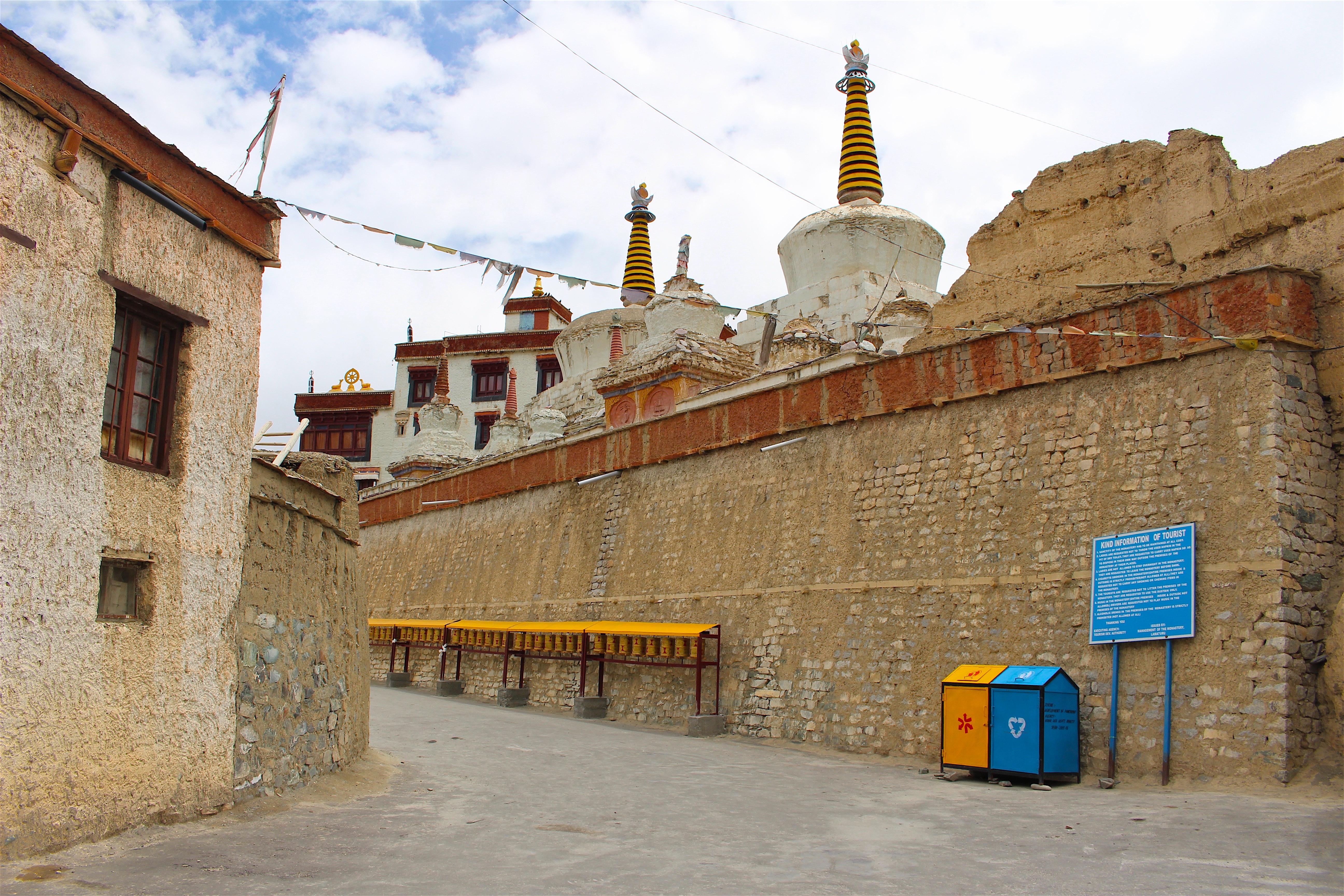 Lamayuru, Ladakh, India