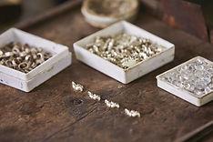 Work Table for Repair Work in Jewelery Workshop