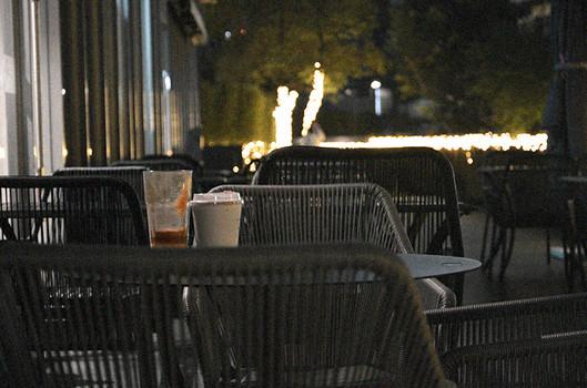 Nighttime Caffeine