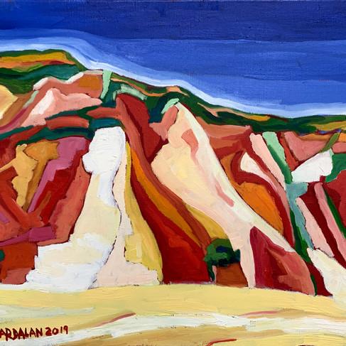 Aquinnah Clay Cliffs #1
