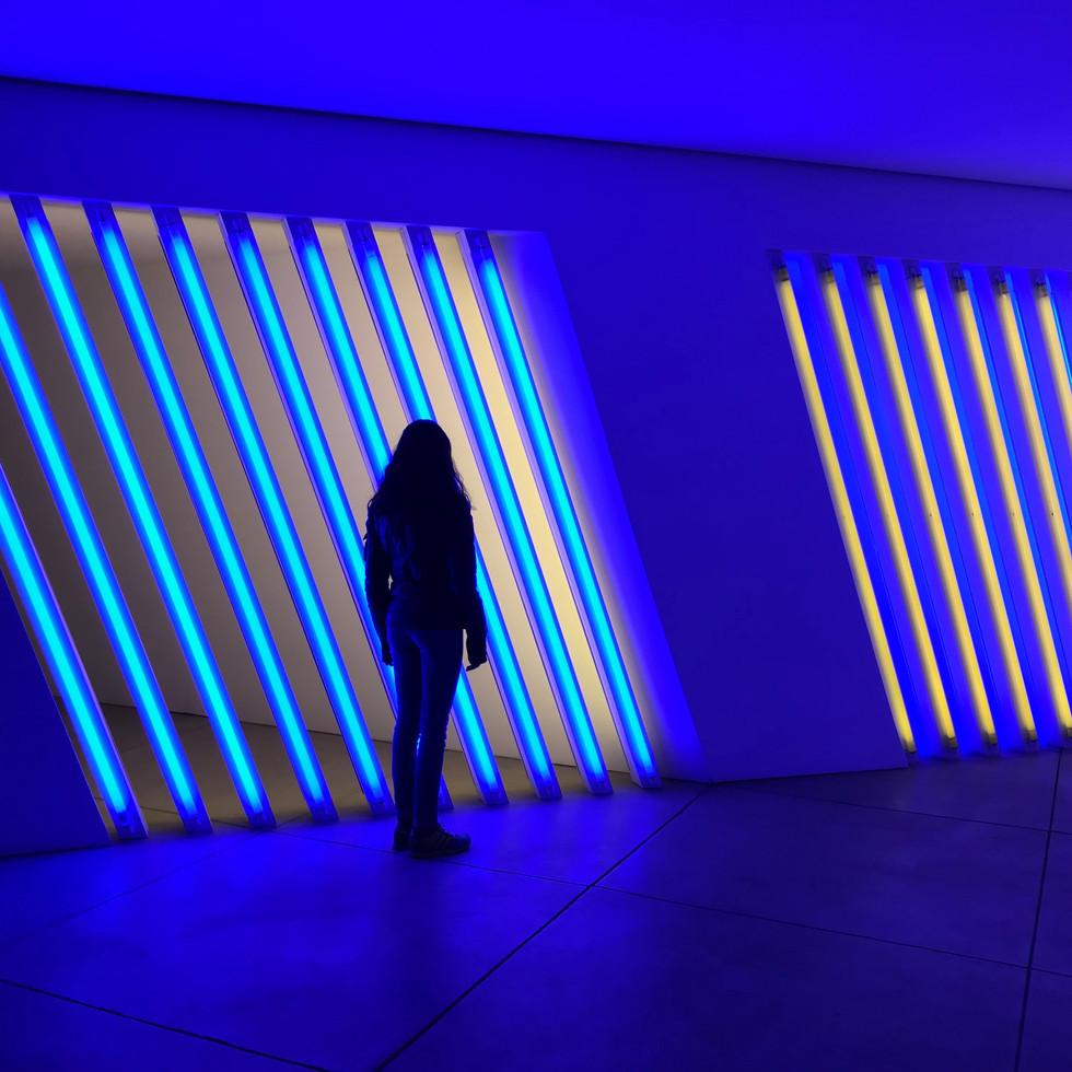 Blue Lights, Narrow Escape