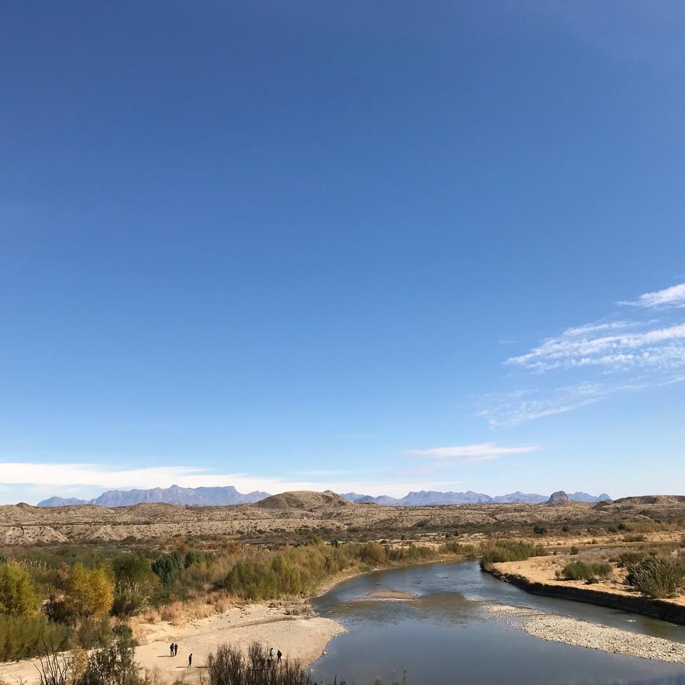 El Río Grande ~  Bravo