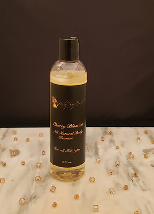 8 Oz. All Natural Body Cleanser (Cherry Blossom)