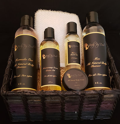 The Everyday Man Gift Basket.