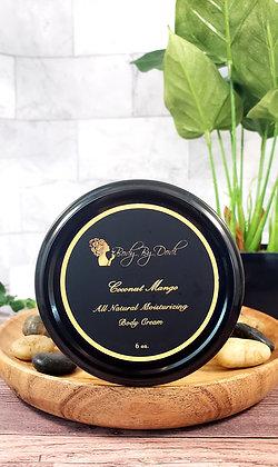 Coconut Mango Body Cream