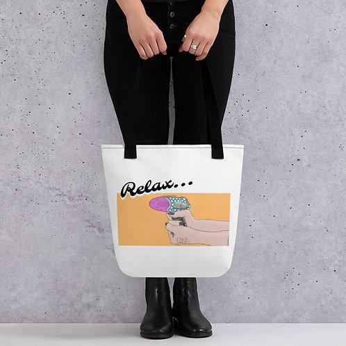 Relax - Raygun - Tote Bag