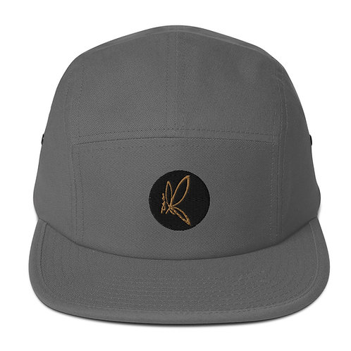 The K Logo - Five Panel Cap