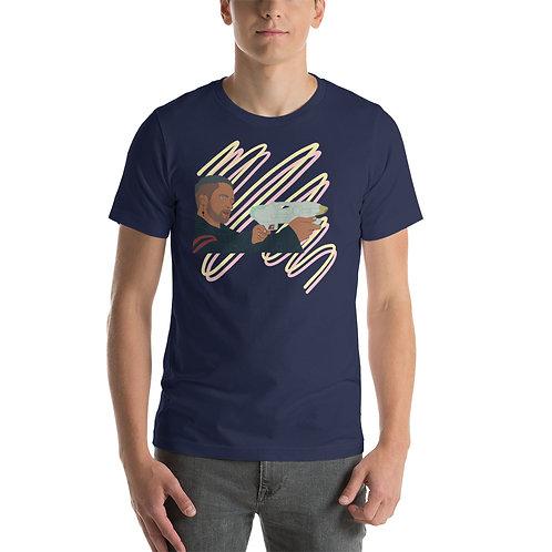 His Raygun Relax - Unisex T-Shirt