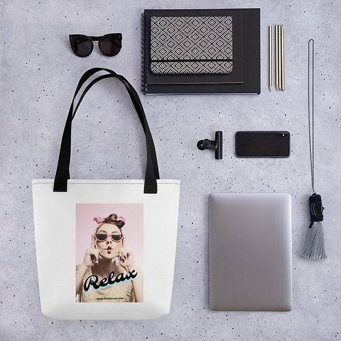 The K - Relax Kiss - Tote bag