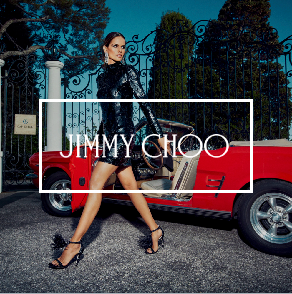 Jimmy Choo Smartzer shoppable video