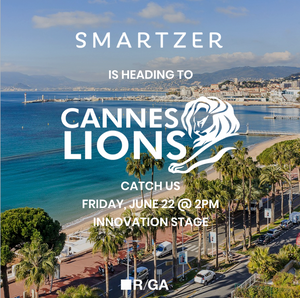 Smartzer is headed to Cannes Lions