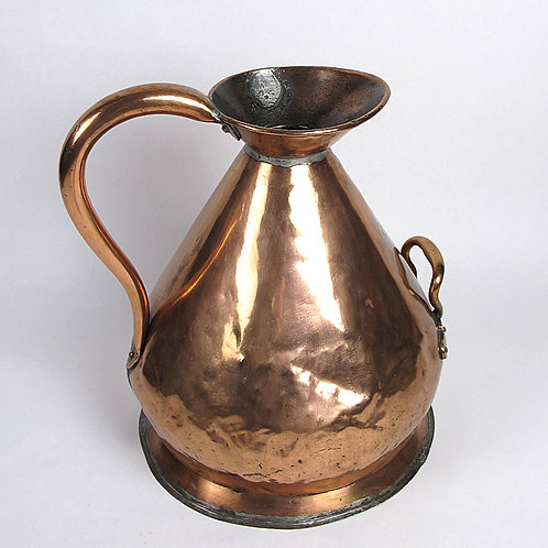 Large copper measure