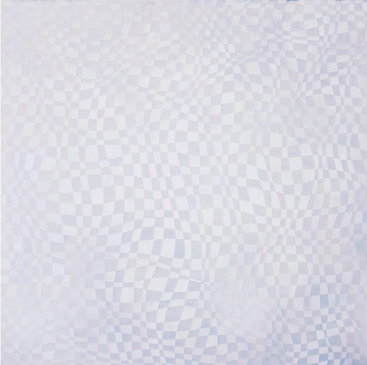 """Moment II, 2016, acrylic on canvas, 68""""x68"""""""