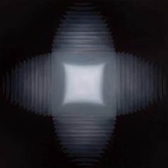 """Kairos I, 2014, oil on canvas, 50""""x50"""""""