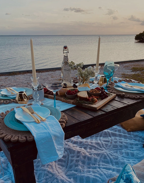 pampered picnic and events