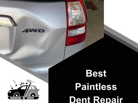 What Makes Paintless Dent Repair So Unique?