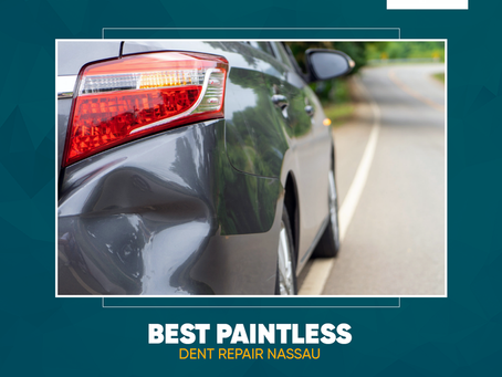 5 Reasons to Quickly Repair Dents