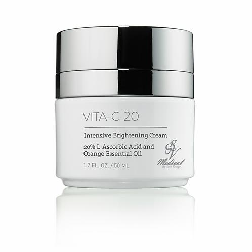 SVM Vita C 20 Intensive Brightening Cream