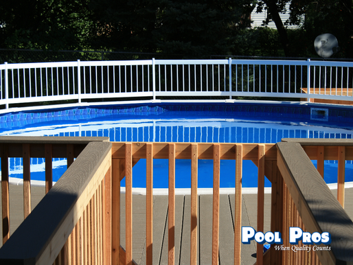 Above Ground Pools, The Good, The Bad And The Ugly