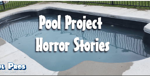 Pool Project Horror Stories